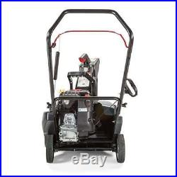 Briggs & Stratton 22 Inch 208cc Single Stage Gas Snow Thrower (Used)