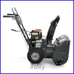 Briggs & Stratton 24 208cc 9.5 TP Dual Stage Gas Powered Snow Blower(For Parts)