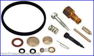 CARBURETOR KIT FOR TECUMSEH 7HP, 8HP, 9HP, 10HP ENGINES TORO ARIENS MTD 632347