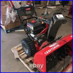 CRAFTSMAN 24-in 208cc Two-Stage Snow Thrower 31AS6BEE793