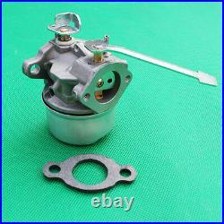 Carburetor For Tecumseh 640311 Snowblower snow blower with Mounting Gasket