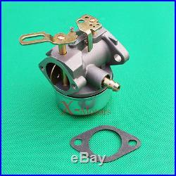 Carburetor for Tecumseh LH318SA LH358SA HMSK90 8HP 9HP 10HP Engine snow blower
