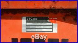 Case L-84 48 Snowblower