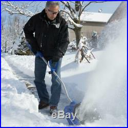 Cordless 13 Brushless Electric Snow Shovel 40V with Adjustable Handle TOOL ONLY