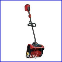 Cordless Electric Snow Shovel 12 in. 60-Volt Lithium Ion Battery (Bare Tool)