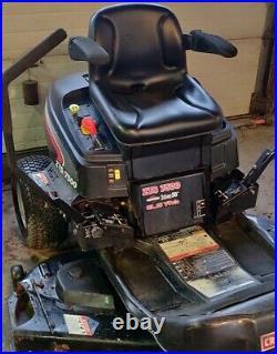 Craftmam zero turn lawnmower