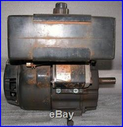 Craftsman 143-626282/tecumseh Hm80 8hp Horizontal Shaft Engine Used