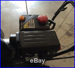 Craftsman 24 179cc Dual-Stage Snowblower NEW! See Description