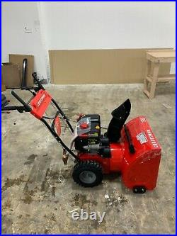 Craftsman 24-in. 208cc Electric Start Two-stage Snow Blower