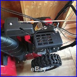 Craftsman 26 208cc Dual Stage Zero Turn Snowblower