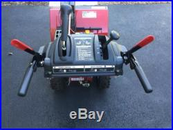 Craftsman (26) 208cc Two-Stage Snow Blower With Electric Start