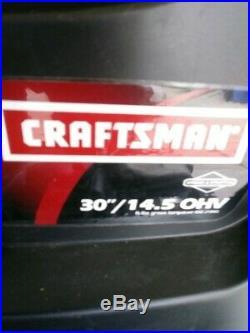 Craftsman 30 Snowblower 14.5ohv