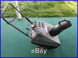 Craftsman 5HP 21 Snow Thrower Blower Electric Start