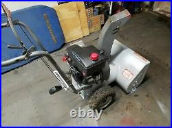 Craftsman 5.5hp Snowblower 2 Stage 22 With Electric Start $140