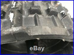 Craftsman 826 Trac Drive Snowblower Transmission & Tracks Set Only! Robot