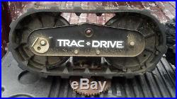 Craftsman 8/25 Trac Track Drive Full Assembly off Snow Blower model # 768.884900