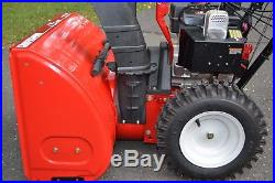 Craftsman 9hp 28 inch 2 Stage Electric Start Snow Blower Beat The Winter Rush