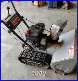 Craftsman II Trac Drive Snow Blower