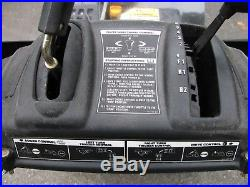 Craftsman Professional 30 Snow Thrower, Cab, Electric Start & Heated Hand Grips