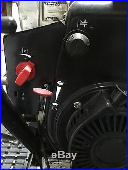 Craftsman Snow Thrower With Tracks