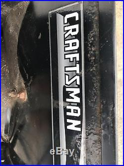 Craftsman Snow blower attachment for Tractor