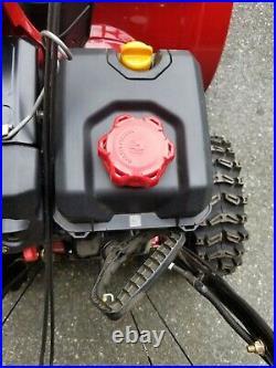 Craftsman Snowblower 26 Inch 243 CC Dual Stage Power Steering Electric Start