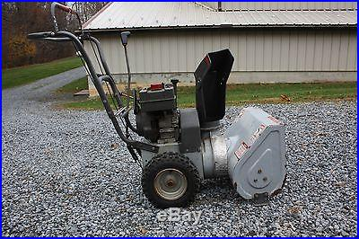 Craftsman Two Stage Snow Blower