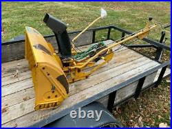 Cub Cadet 190-303-100 Snow Blower Thrower attachment 2000 Series Tractors