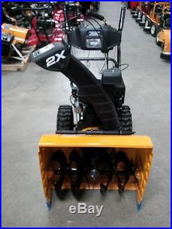 Cub Cadet 24 in. 208cc Two-Stage Snow Blower