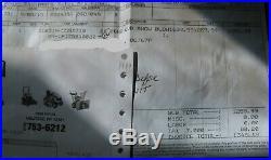 Cub Cadet 31AH55SX710 3X 26 HD Snow Thrower / Blower 3 stage 357cc (P/U only)
