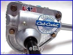 Cub Cadet OEM 30 Gearbox Assy 918-0417B, 618-0417B, 618-0160 918-0160A Fits MTD