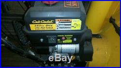 Cub Cadet Snow Blower Thrower 3X 26 in. 357 cc Three-Stage Gas Electric Start