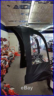 Deluxe Snow Thrower Cab HusqvarnaCraftsmanAriens Most 2 stage blowers