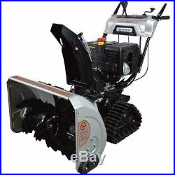 Dirty Hand Tools (30) 302cc Two-Stage Track Drive Snow Blower