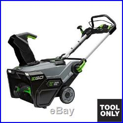 EGO 21 in. 56V Lithium-Ion Cordless Electric Single-Stage Snow Blower Tool