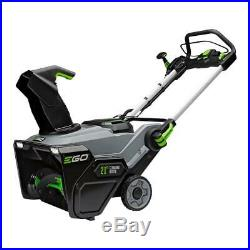 EGO 21 in 56V Lithium-Ion Cordless Electric Single-Stage Snow Blower (Tool Only)