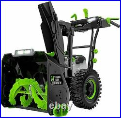 EGO Power+ SNT2405 24in. Self-Propelled 2-Stage Snow Blower with Peak Power