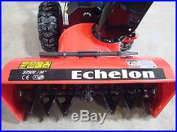 Echelon 34 375cc Two Stage Snow Blower Thrower Electric Start Free Shipping