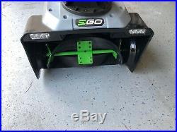 Ego 21 Inch 56 V Snowblower, Never Used