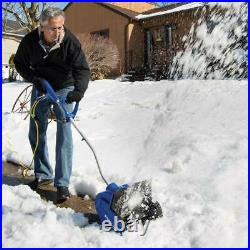 Electric Snow Blower Thrower Power Shovel 13 in Corded Lightweight Easy Use NEW