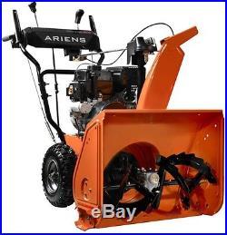 Electric Start Gas Snow Thrower Blower Snowblower 24 in. 2-Stage Ariens 920025