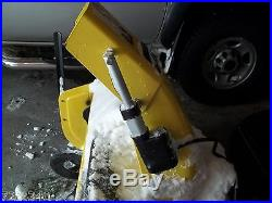 FITS John Deere X series Snow Blower Spout Chute Control Weatherproof Switch