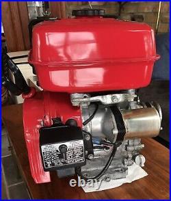 Genuine Honda HS828 Snow Blower Engine GX240-242 cm^3 Complete Assembly Nice