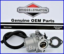 Genuine OEM Briggs & Stratton Carburetor 590399 / 796077
