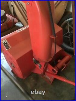 Gravely 32 quick hitch snowblower for walk behinds 500, 5000, professionals