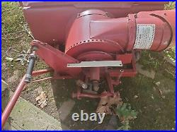 Gravely snowblower 38 for riding tractor