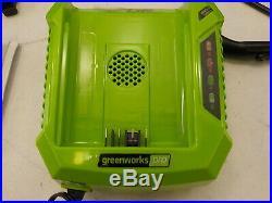 Greenworks 2600402 PRO 20-Inch 80V Cordless Snow Thrower