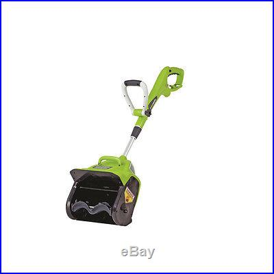 Greenworks 7 Amp 12 Electric Snow Thrower 26012-RC