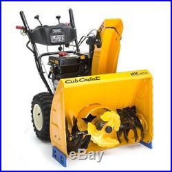HD Cub Cadet 3 Stage Snow Blower 30 Gas Powered Electric Start with Canopy