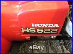 Honda Hs622 Snowblower Track Drive